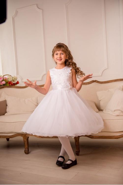 Детские платья 5 - 7 лет (10)