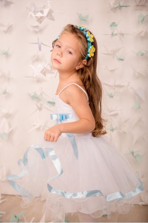 Детское платье № 10