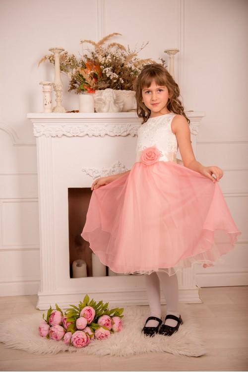Детское платье № 11
