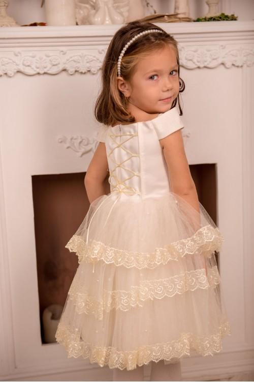 Детское платье № 12