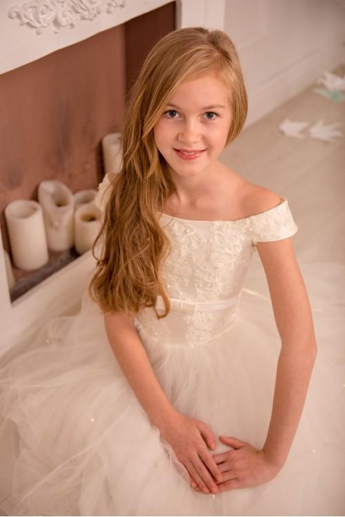 Детское платье № 13