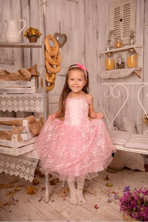 Детское платье № 15
