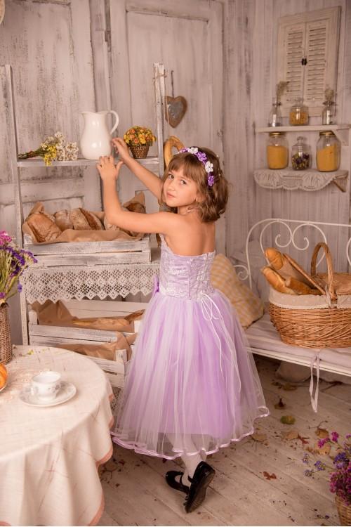 Детское платье № 16