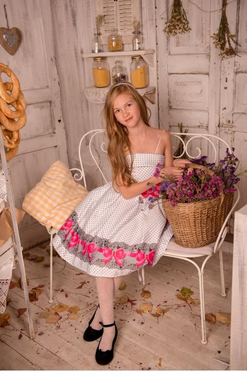 Детское платье № 17