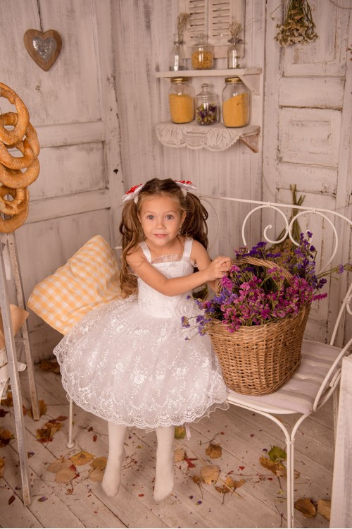 Детское платье № 18