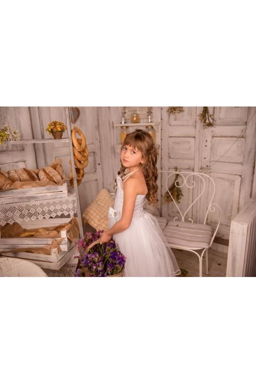 Детское платье № 19