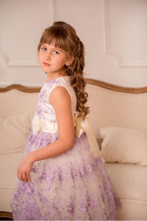 Детское платье № 2