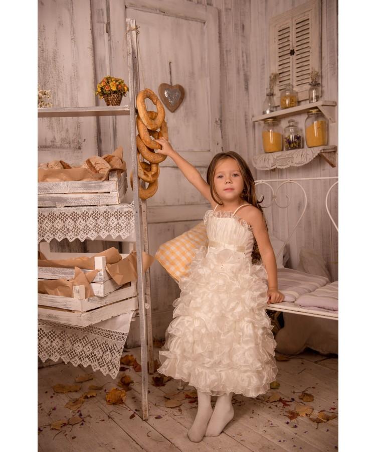 Детское платье №  21