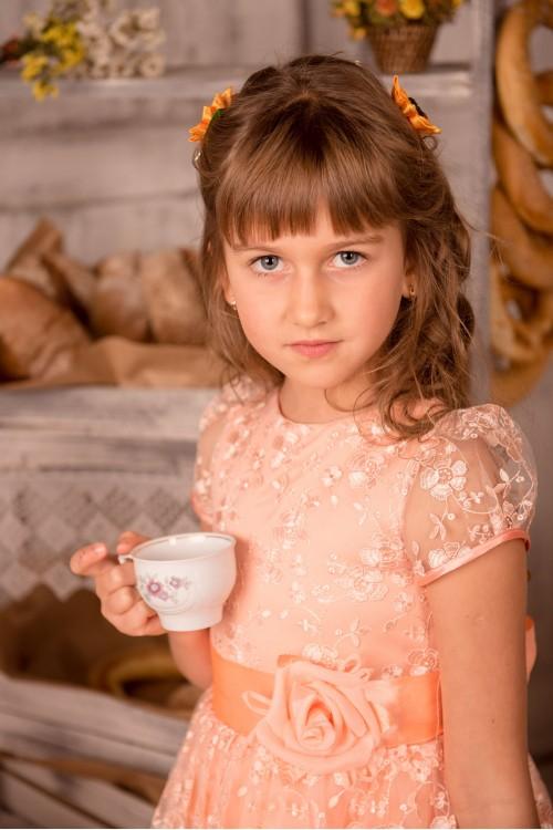 Детское платье №  22