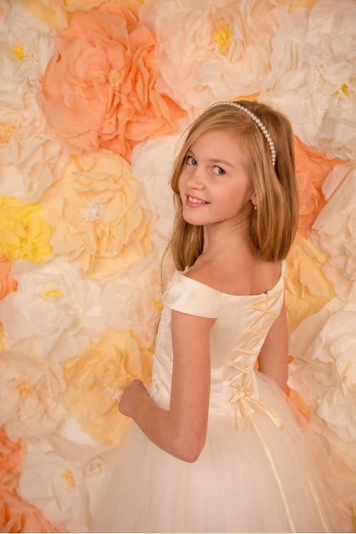Детское платье №  23