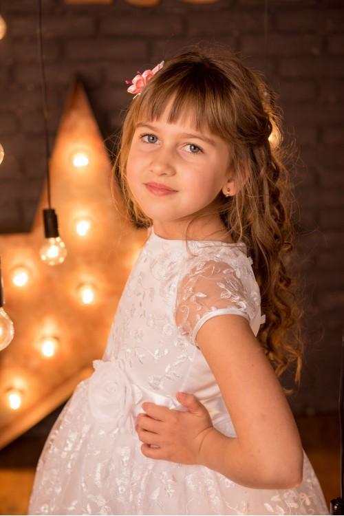 Детское платье №  24