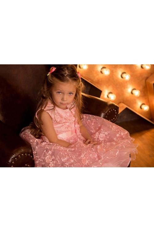 Детское платье №  25