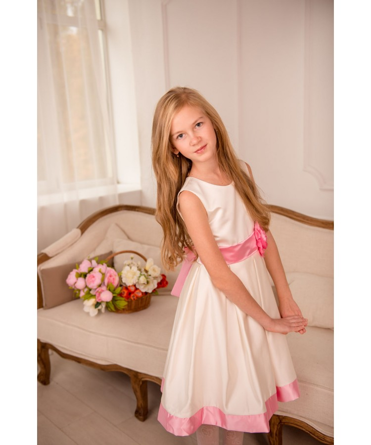 Детское платье № 4