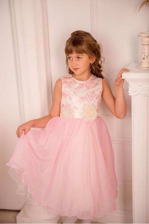 Детское платье № 7