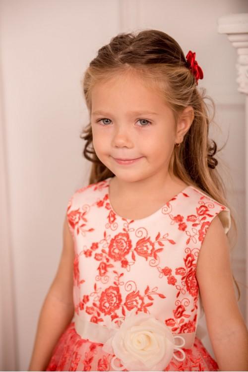 Детское платье № 8