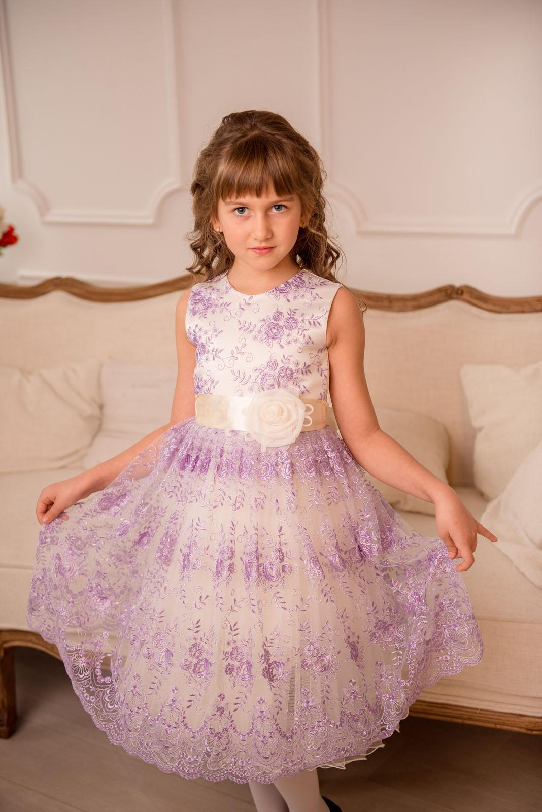 Детские Нарядные Платья Купить В Интернет Магазине