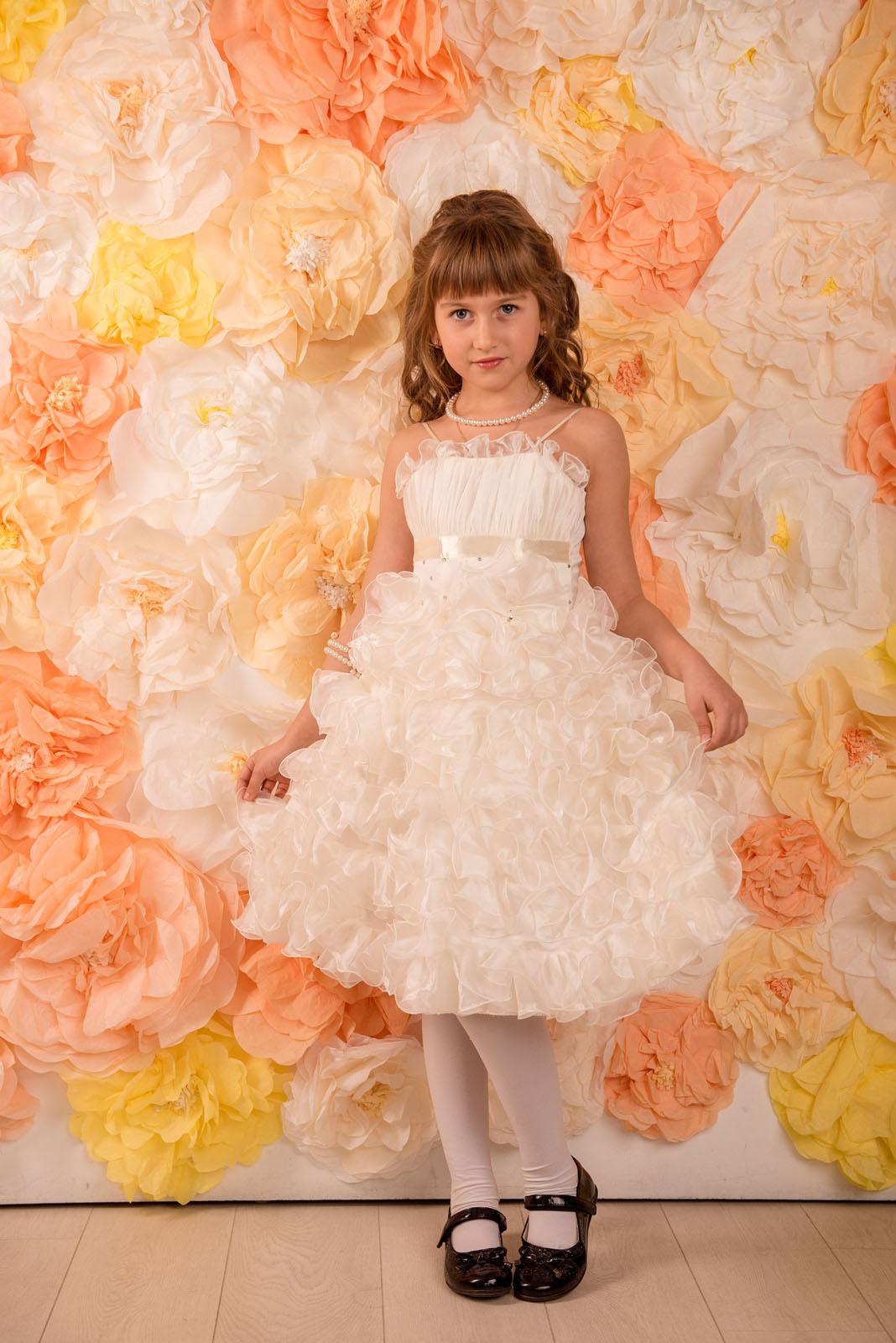 Детское Нарядное Платье Купить В Интернет Магазине
